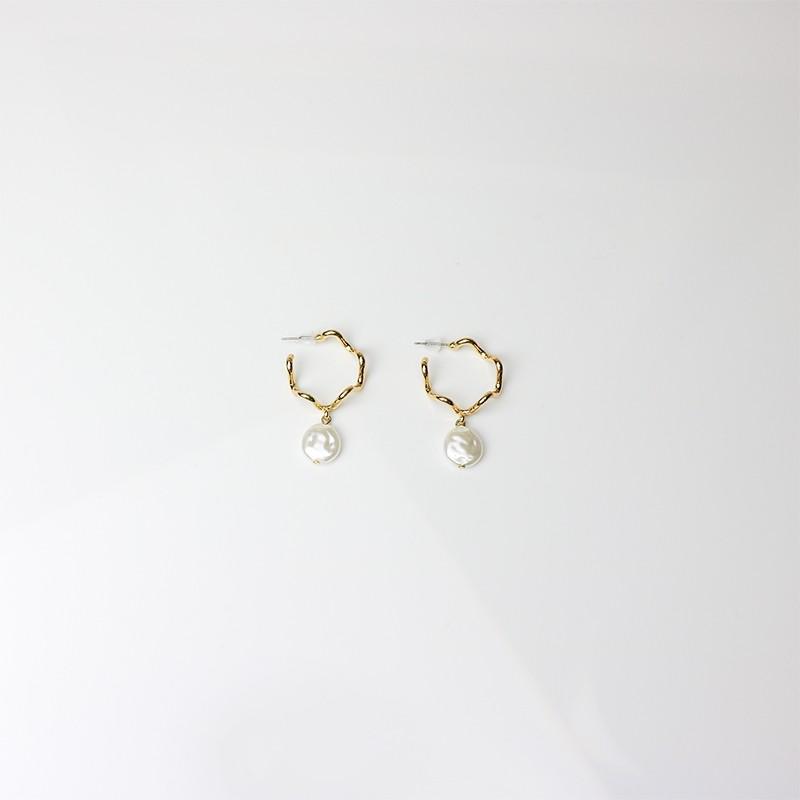 Ohrschmuck Ciara, gold/pearl