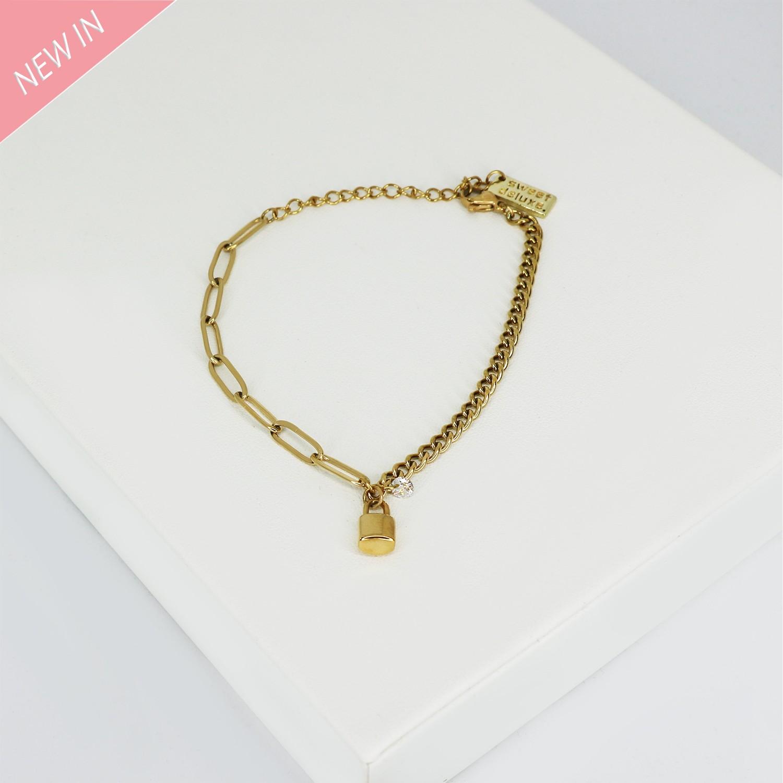 Armband Alysa, gold 0