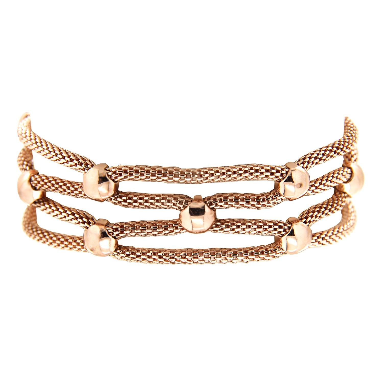 Armband Tenith, rosegold 0