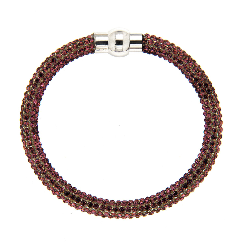 Armband Tjara, lila 0