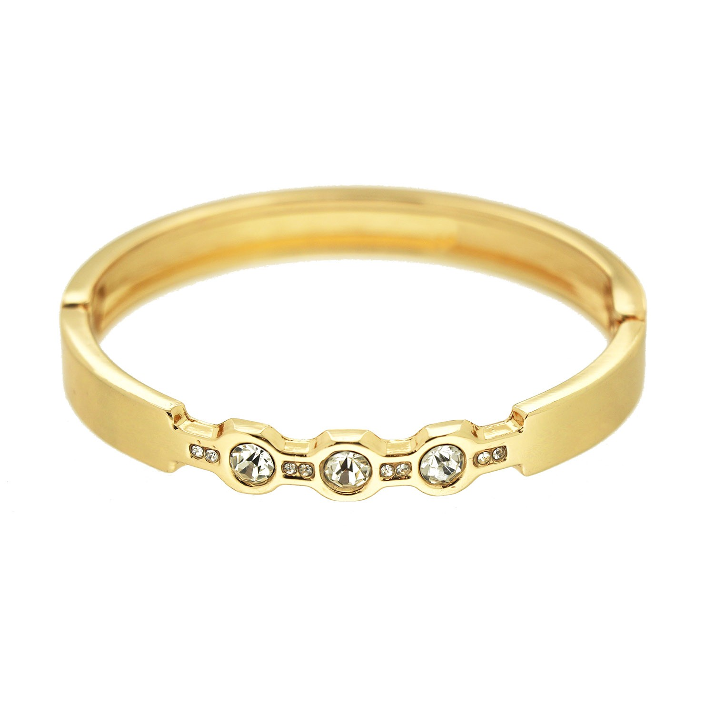 Armspange Armella, gold crystal 0