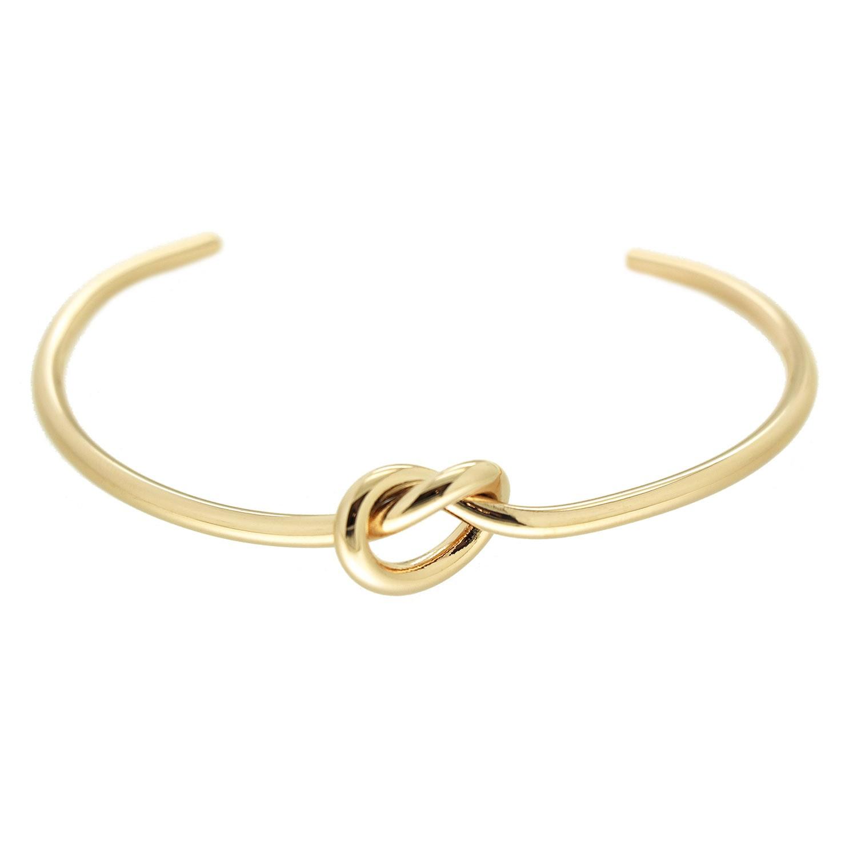 Armspange Knot, gold 0