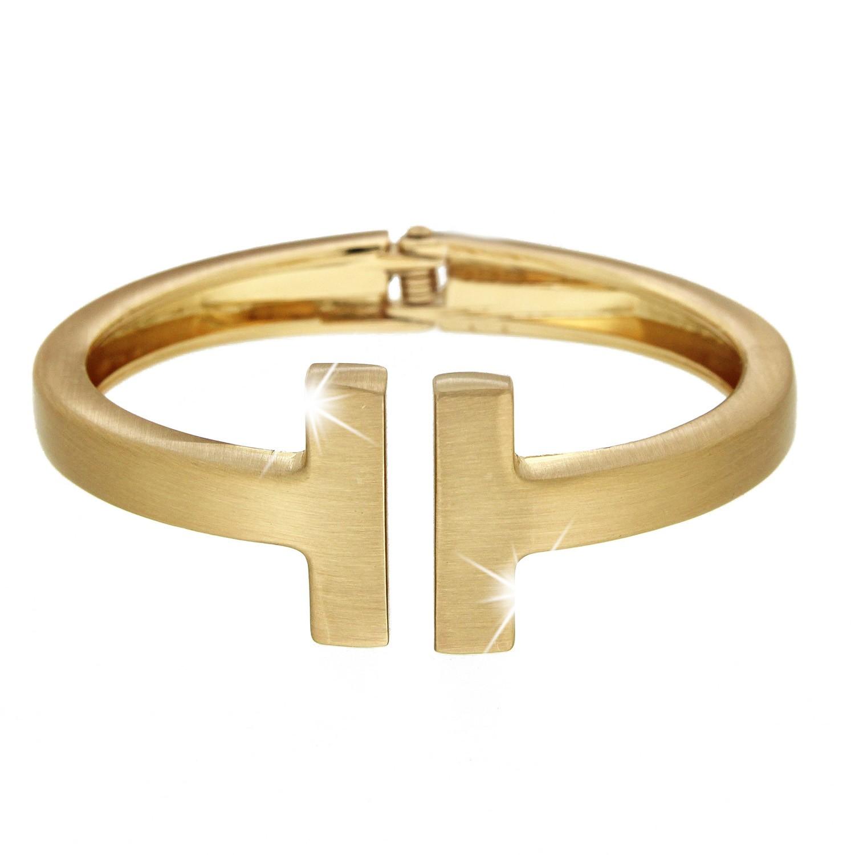 Armspange Tandil, mattgold 0