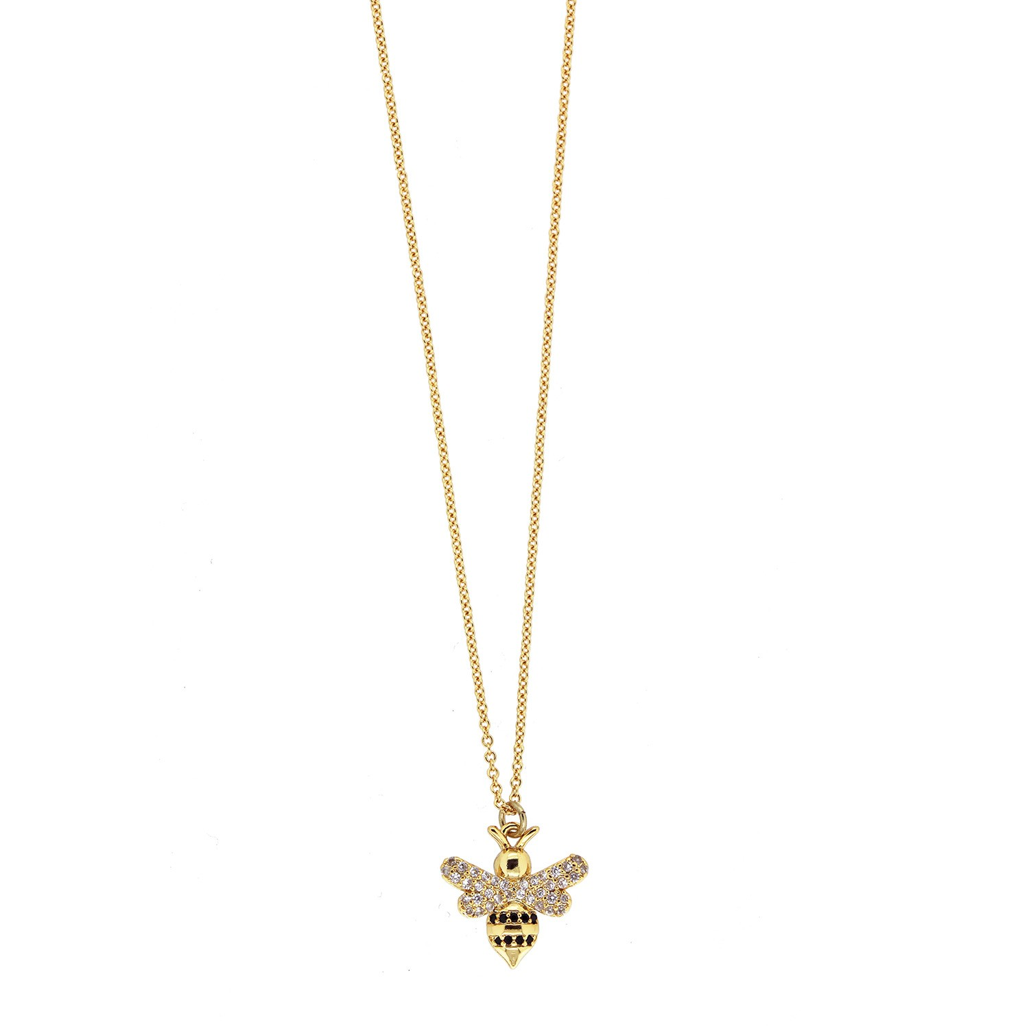 Kette Small Bee, gold 0