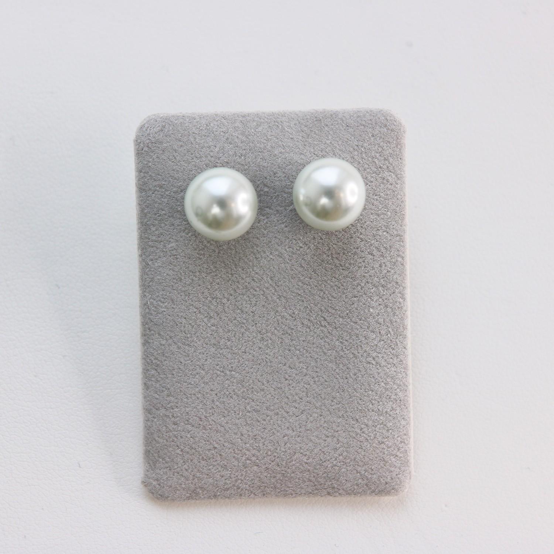 Ohrstecker Perle 0