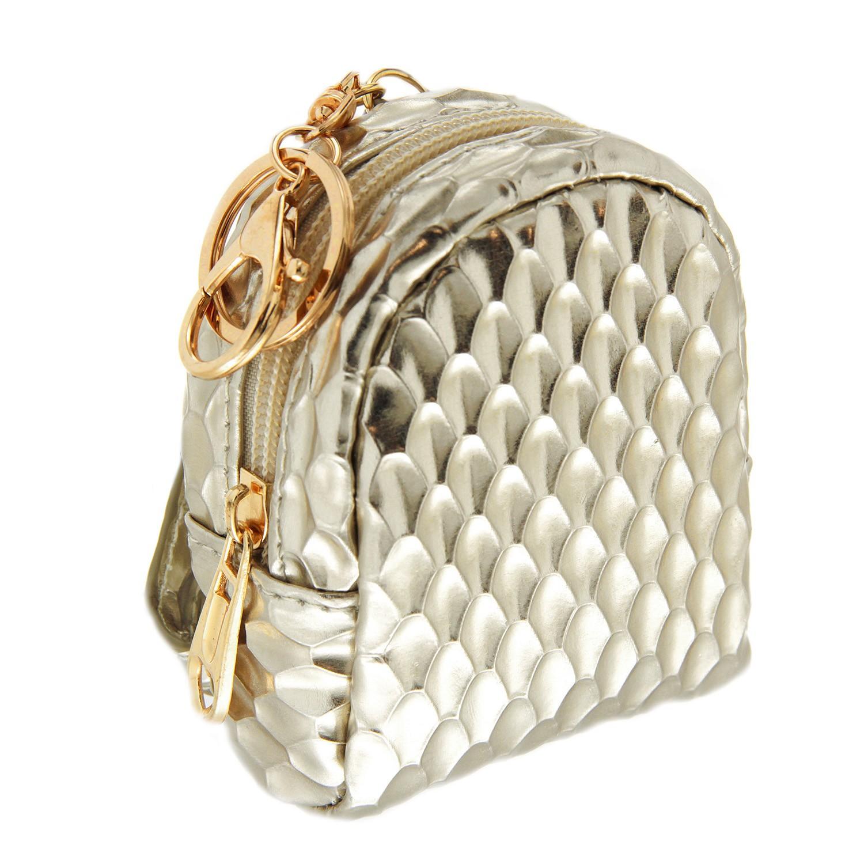 Schlüsselanhänger Bag, gold 0