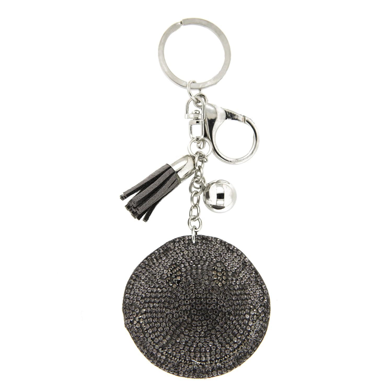 Schlüsselanhänger Smile, silber bl.diamond 0