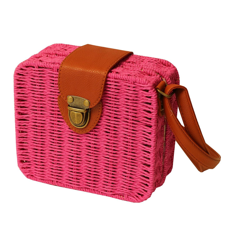 Tasche Belleville, pink 0