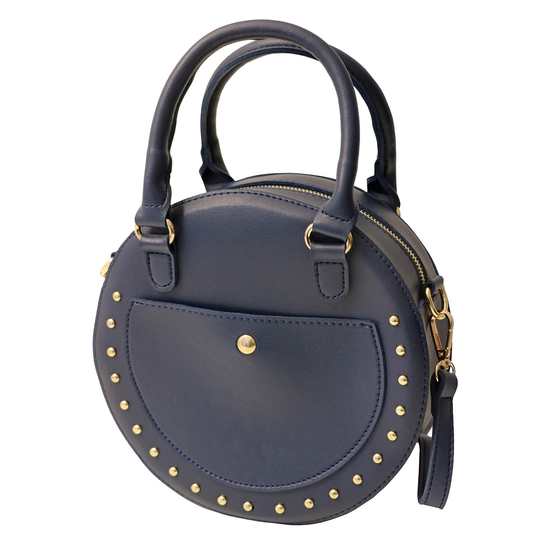 Tasche Carlton, blau gold 0