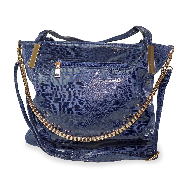 Tasche Wien, blau 0