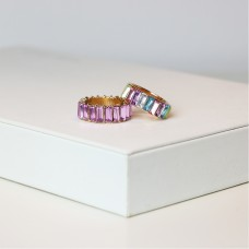 Ring Set Brietta, gold/multi