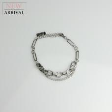 Armband Angelique, silber