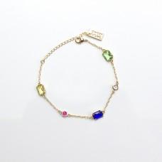Armband Asta gold/multi