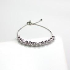 Armband Cydnee, silber/crystal