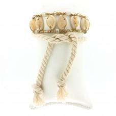 Armband Elanor, gold weiß 0