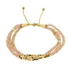 Armband Fajar, rose gold 0