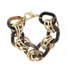 Armband Fermena, gold braun 0