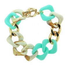 Armband Finnity, gold mint 0