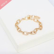 Armband Rilinda, gold crystal 0