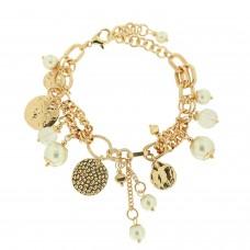 Armband Rim, silber Pearl 0
