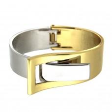 Armspange Ebony, gold silber 0