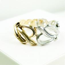 Armspange Eve, gold silber 0