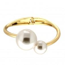 Armspange Janika, gold Pearl 0