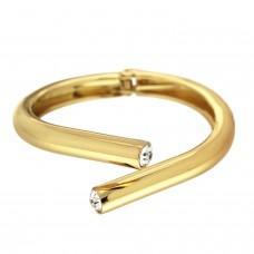 Armspange Stina, gold crystal 0