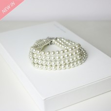 Kette Alamea, silber pearl 0