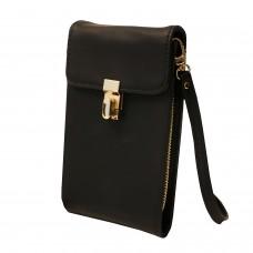 Purse Handybag, schwarz 0