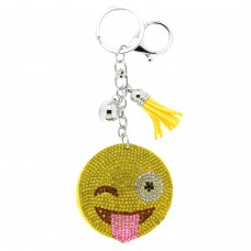 Schlüsselanhänger  Lucky Smile I, gelb multi 0