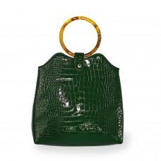 Tasche Beirut, grün Lack 0