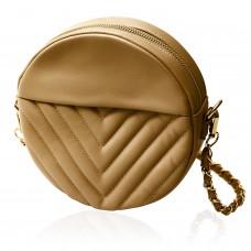 Tasche Paisley, beige 0