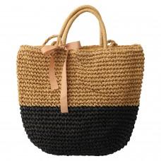 Tasche Stevenage, braun schwarz 0