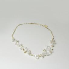 Kette Aveline, gold/pearl