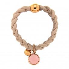 Armband Nahima, rosegold creme 0