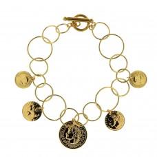 Armband Vernetta, gold 0