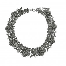 Collier Reese, gunmetal black diamond 0
